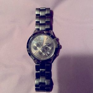 Gunmetal Michael kors watch